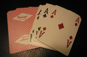 Four Aces - Vierling Asse