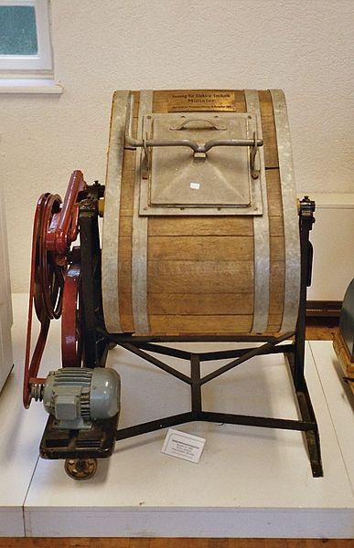Waschmaschine Historisch